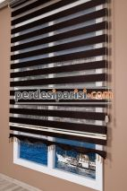 Eko Venge Bambu Zebra Perde