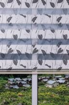 Füme Zambak Plise Zebra Perde